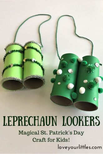 leprechaun lookers craft