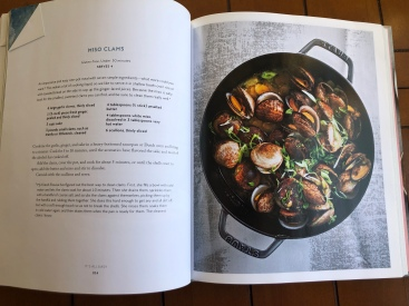 miso clams